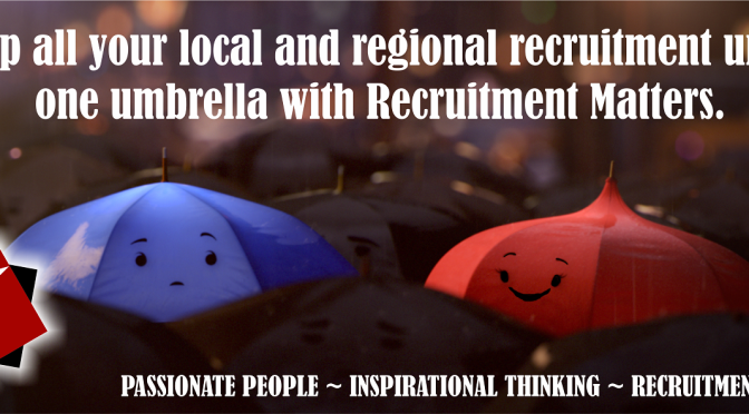 Recruitment Matters Goes Regional